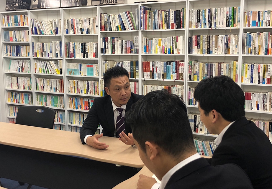 ドラマティック・マネジメントアワード 2月:事前個別コンサルティング(社長)
